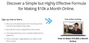 Make 10000 Dollars a Month Online