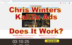 Chis Winters Kallzu Ads