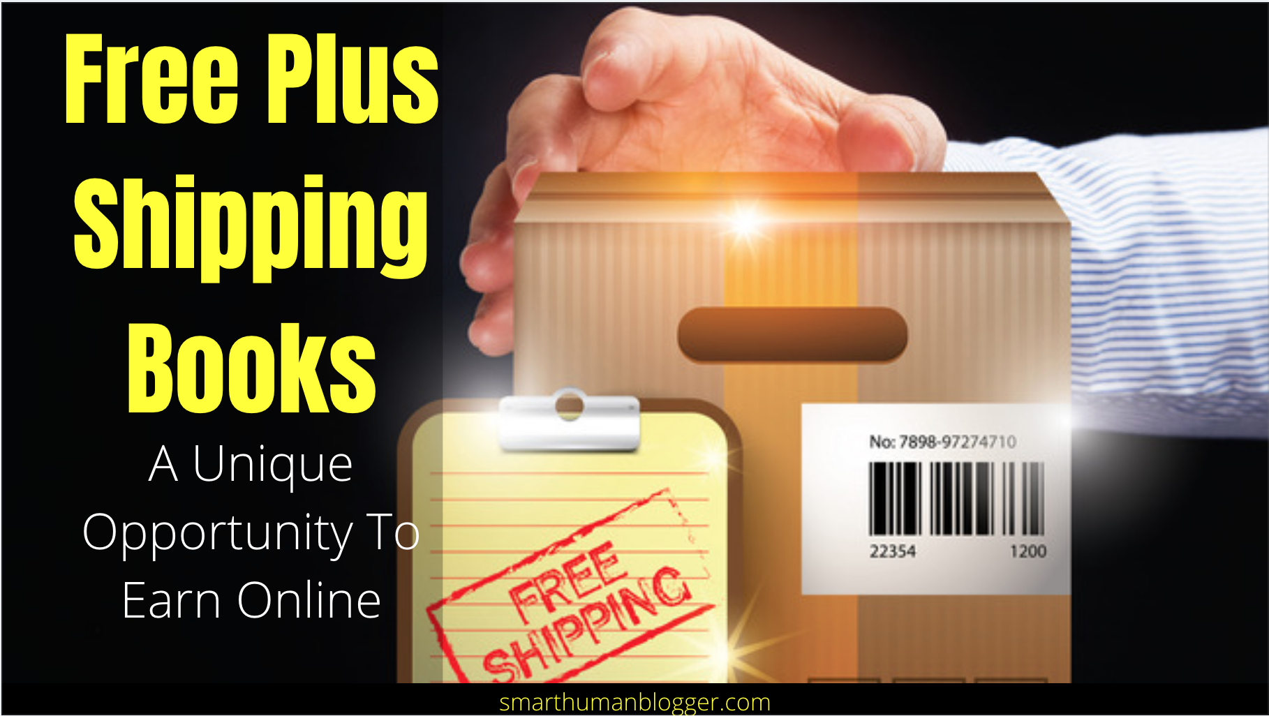 Free Plus Shipping Books