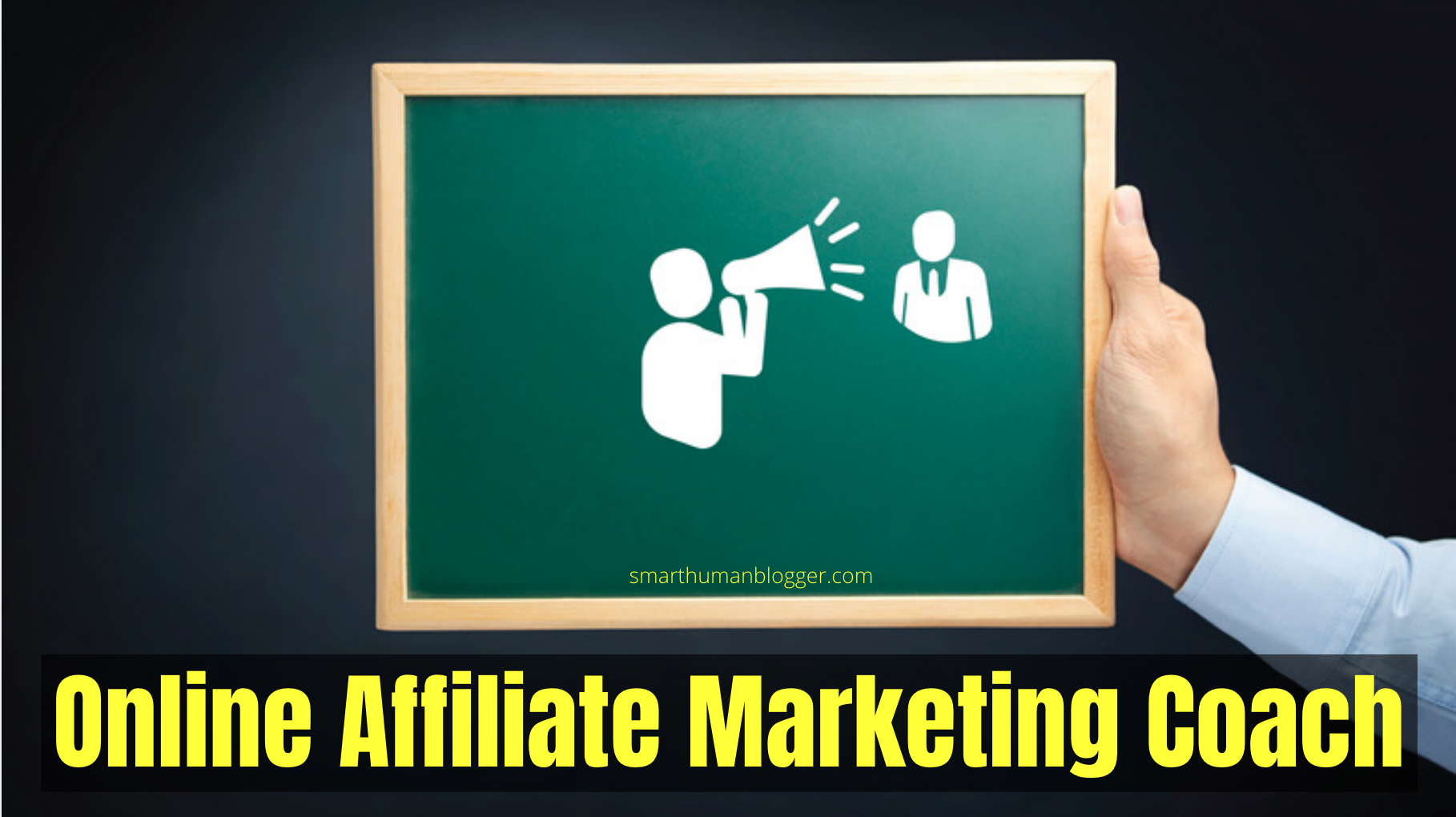 Online Affiliate Marketing Coach